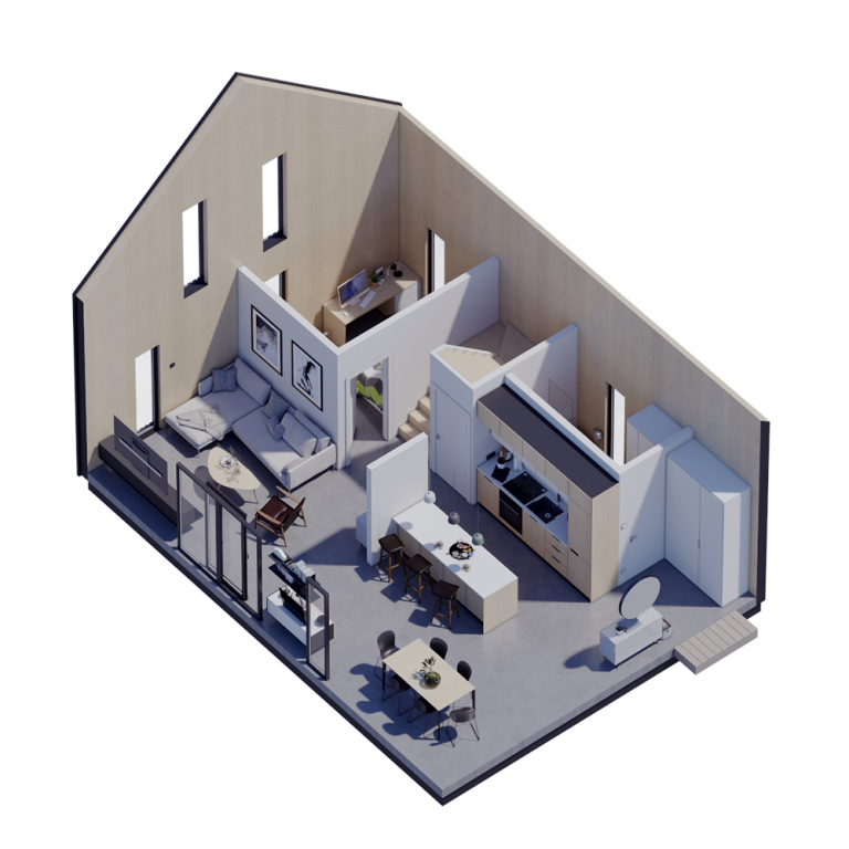 Modulo House v_3