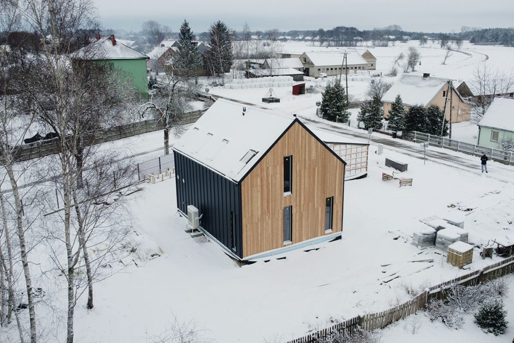 Modulo House dom pokazowy